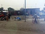 Behind the Scenes: Arrival in Kinshasa