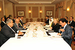 UNGA 2009: Secretary Clinton Meets With Gulf Cooperation Council