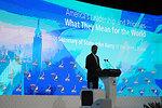 Secretary Kerry Addresses the CEO Summit