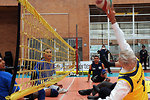 Secretary Kerry Plays Seated Volleyball With Wounded Veterans