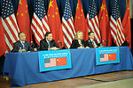 Secretaries Clinton, Geithner, and Chinese Premier Wang and Chinese State Councilor Dai Deliver Joint Closing Remarks