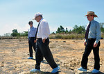 USAID visits dioxin hotspot at Danang Airport