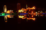 Night in nantong