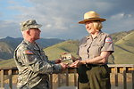 Historic WWI Truce remembered at Lake Kaweah