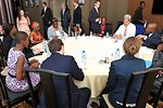 Secretary Kerry Kerry Meets With Elections Activists in Democratic Republic of Congo