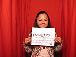 FACING AIDS = cutting edge advocacy and treatment regardless of ability to pay.
