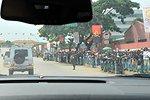 Angolans Line Street to Bid Farewell to Late Archbishop D. Damião Franklin of Luanda