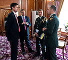 Assistant Secretary Blake Leads U.S. Government-Interagency Delegation to U.S.-Tajikistan Annual BIlateral Consultations