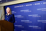 Secretary Clinton Delivers Remarks on International Religious Freedom