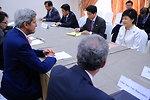 Republic of Korea President Park Speaks With Secretary Kerry