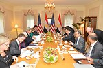 Secretary Kerry Meets With Egyptian Foreign Minster Fahmy