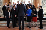 Secretary Kerry Speaks With U.S. Mission to the OAS Staff