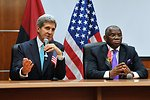 Secretary Kerry Addresses Reporters After Meeting With Angolan Foreign Minister Chikoti
