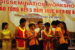 Youth Vocational Training Dissemination