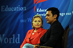 Secretary Clinton Speaks About Education and Community Service