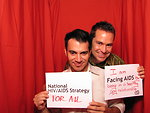 National HIV/AIDS Strategy FOR ALL. I am FACING AIDS by being in a Healthy Gay Relationship.