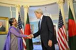 Secretary Kerry Meets With Bangladeshi Foreign Minister Moni