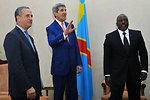 Secretary Kerry, Special Envoy Feingold Meet With President Kabila in Democratic Republic of Congo