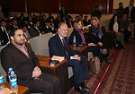 The U.S. Ambassador James Cunningham in International Law Moot Court Competition 2014