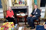 Secretary Clinton Participates Meets With Saudi Foreign Minister Saud al-Faisal