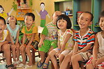 USAID Delivers Deworming Medication to Kindergartners in Nam Dinh Province