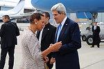 Secretary Kerry Speaks with UN Permanent Representative in Geneva