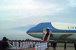 President Obama and Secretary Clinton Arrive in Burma