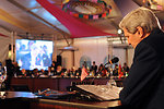 Secretary Kerry Addresses the OAS General Assembly Plenary Session