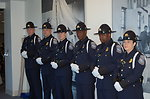U.S. Customs and Border Protection Color Guard