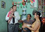 U.S. Consul General Le An visits USAID beneficiariesHuu Dang