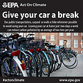 Give your car a break