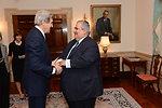 Secretary Kerry Meets With Bahraini Foreign Minister Sheikh Khalid bin Ahmed al Khalifa