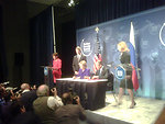Secretary Clinton Signs Plutonium Disposition Protocol With Russian Foreign Minister