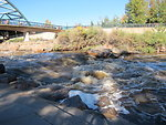 September 18, 2013 - South Platte River at Confluence Park, Denver, CO