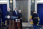 Secretary Kerry, Vice President Biden, and AFSA President Johnson Honor Fallen Foreign Affairs Colleagues