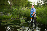 Caring for the National Garden at the U.S. Botanic Garden