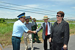 Vietnamese and US officials agree on steps toward dioxin remediation at Danang Airport.