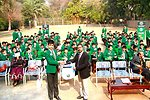 Above) Energy Conservation Campaign at Peshawar Electric Supply Company