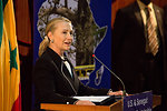 Secretary Clinton Delivers Remarks on U.S. and Senegal: Building Sustainable Partnerships