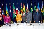 Secretary Clinton Attends CARICOM Ministerial Meeting