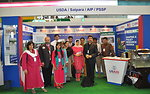 Booth of USDA/Satpara/AIP/PSSP