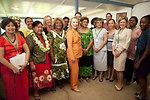 Secretary Clinton at the Rarotonga Dialogue on Gender Equality