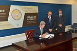 Secretary Kerry Participates in the Arms Trade Treaty Signing Ceremony