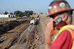 Yolo Bypass levee repair