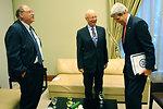 Secretary Kerry Attends the World Economic Forum