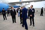Secretary Kerry Departs Japan