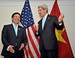 Secretary Kerry Meets With Vietnamese Foreign Minister