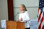Secretary Clinton Delivers Remarks on 'Evidence and Impact: Closing the Gender Data Gap'