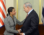 Ambassador Rice Meets With Israeli Prime Minister Netanyahu