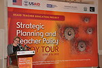 Study Tour: Strategic Planning and Teacher Policy
